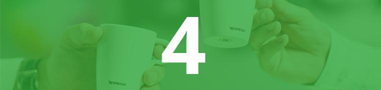 4. Samenwerken met een leverancier waar u geen goede klik mee heeft