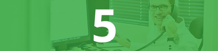 5. Niet verder kijken dan de aanschaf van de erp software