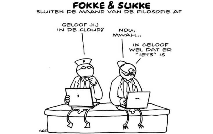 Fokke en Sukke over cloud software