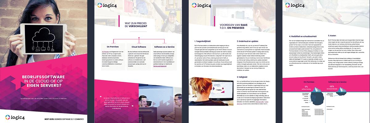 Whitepaper voordelen van Bedrijfssoftware in de cloud preview
