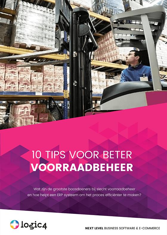 Whitepaper 10 tips voor beter voorraadbeheer