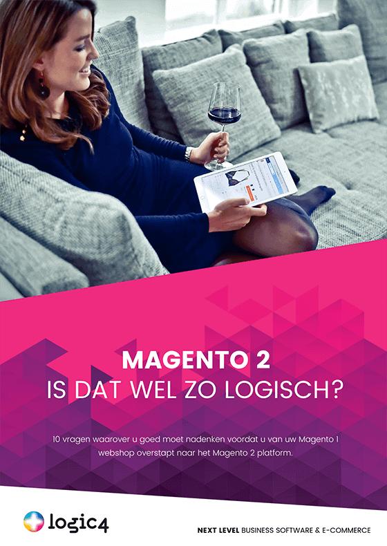Whitepaper Magento 2, is dat wel zo logisch?