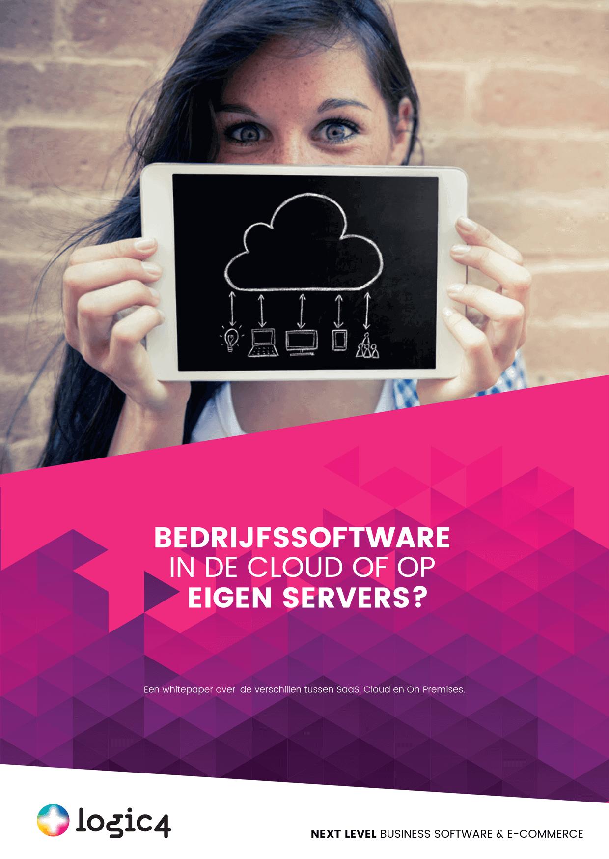 Whitepaper Bedrijfssoftware in de cloud of op eigen servers