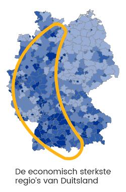 Banana targeting methode voor Duitsland
