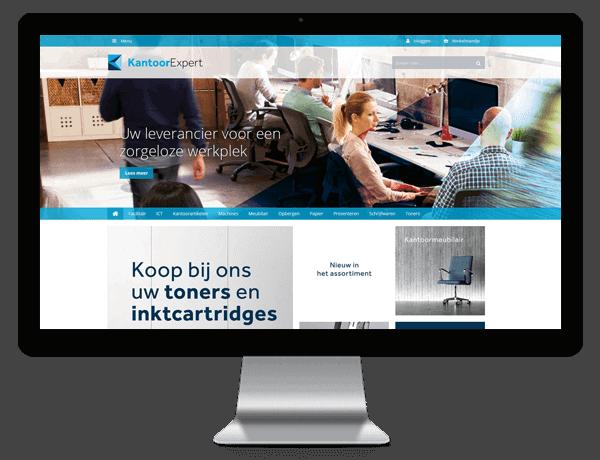 Webshop KantoorExpert