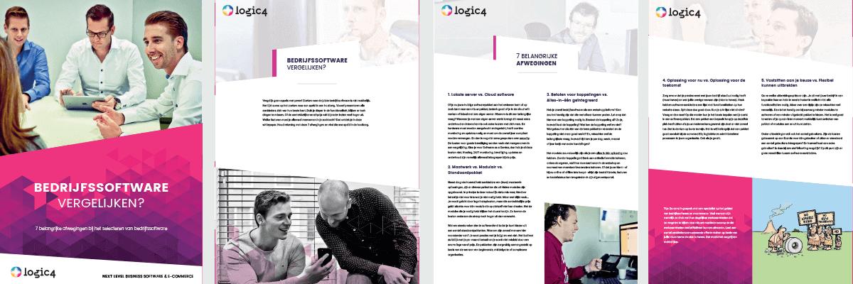Whitepaper Bedrijfssoftware vergelijken - preview