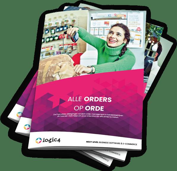 Verkopen via Amazon en andere orders op orde whitepaper