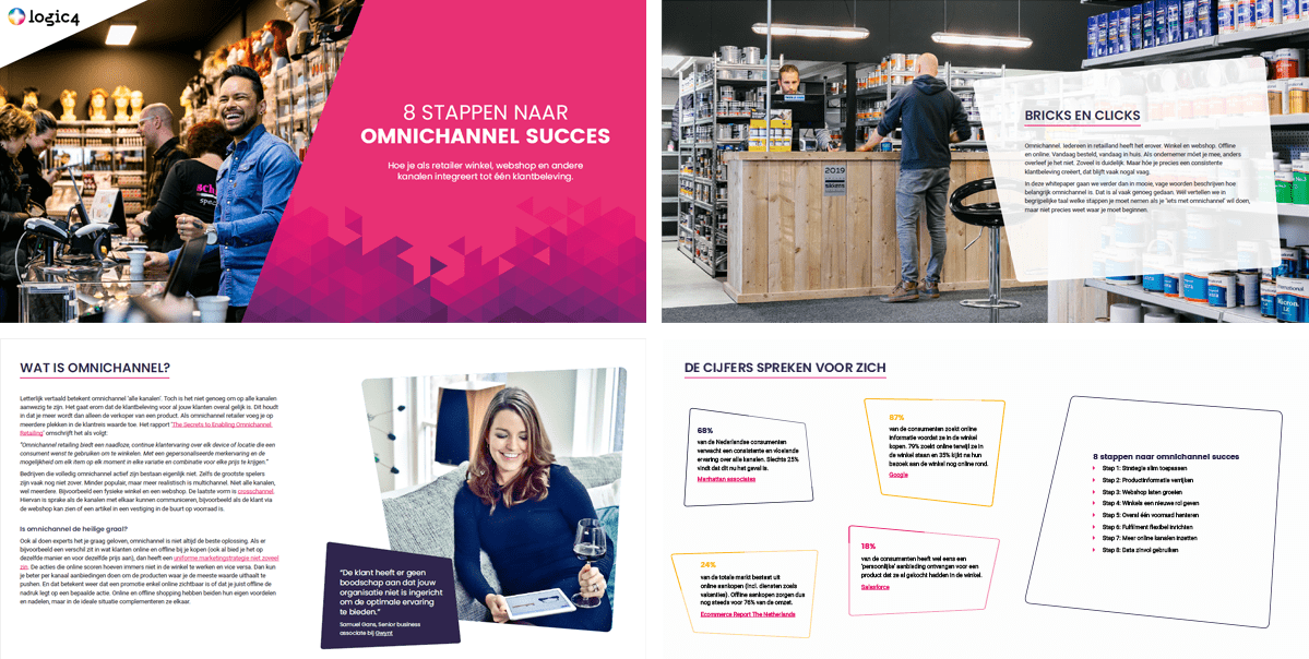 Whitepaper Omnichannel succes - preview