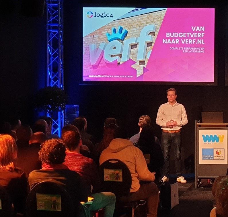 WWV20 Presentatie Verf.nl door Rogier Goed
