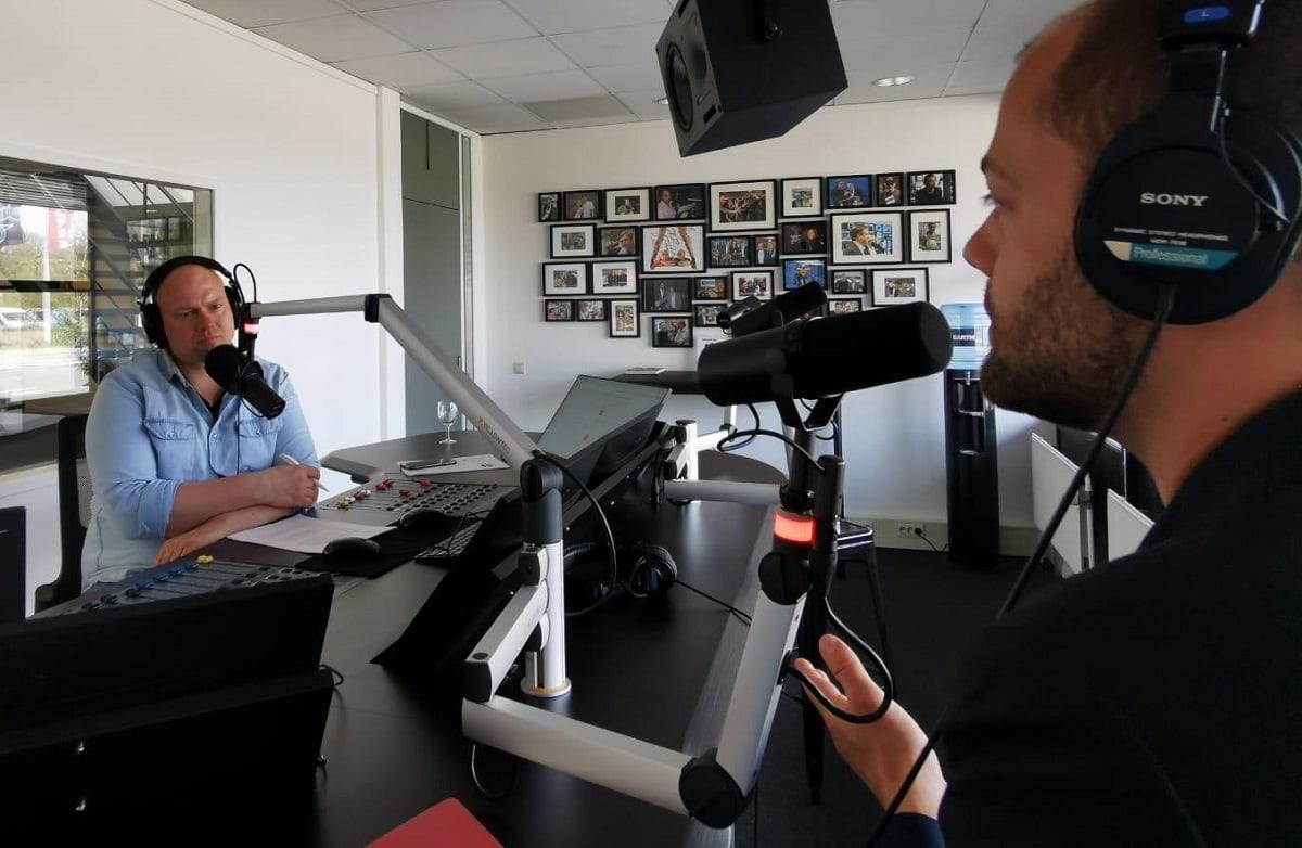 Daniel Ruff te gast bij New Business Radio