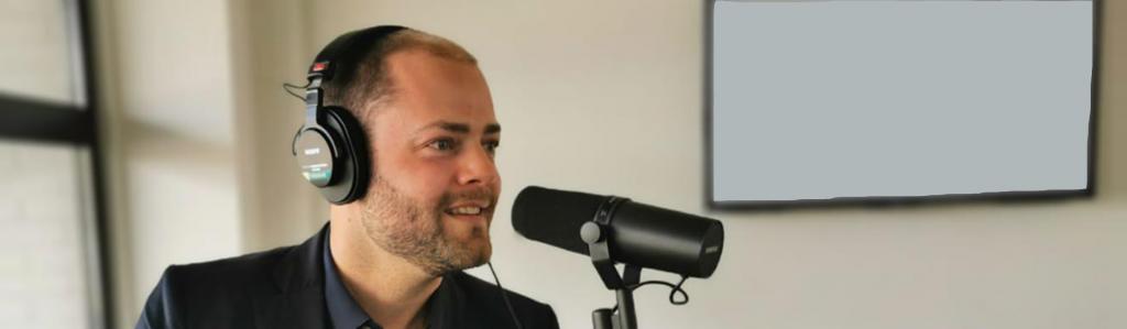 Daniel Ruff deelt ervaringen in de SaaS Bazen Podcast
